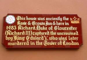 stony plaque
