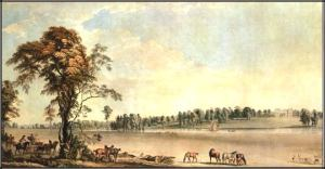 Wakefield Lodge by Paul Sandby, 17667 (from http://www.tbheritage.com/)
